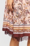 Sukienka Veronida Boho BS Rusted Rose Persley