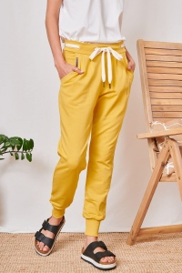 Spodnie Justy BS Misty Yellow