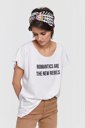 T-shirt Rebels 2 BS Ekri