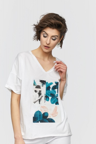 T-shirt Folium 2 BS Ekri