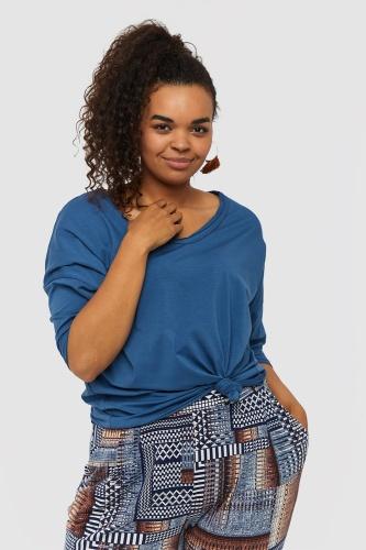 065f29f61e Bluzki i tuniki damskie plus size - bluzki