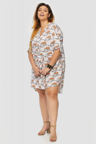 Sukienka Asha 2 Plus Size Rudy Visco