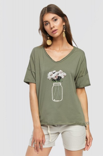 T-shirt Jar 2 BS Khaki