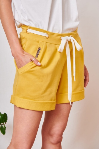Szorty Dres. Lily BS Misty Yellow
