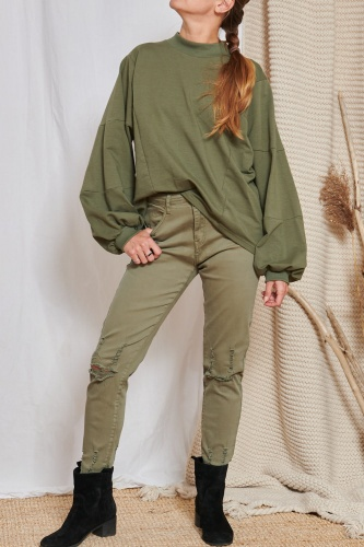 Bluza Aina BS Army Green