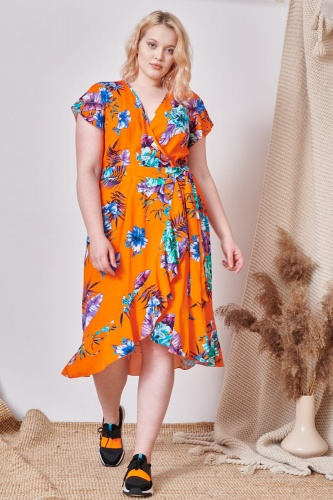 Sukienka Peneloppy Plus Size Summer Energy
